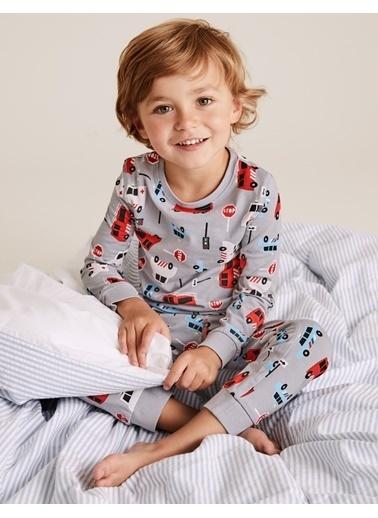 Marks & Spencer Pijama Takım Gri